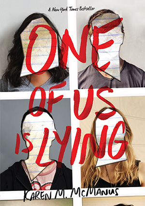 Tag: One of Us Is Lying - The Bibliofile