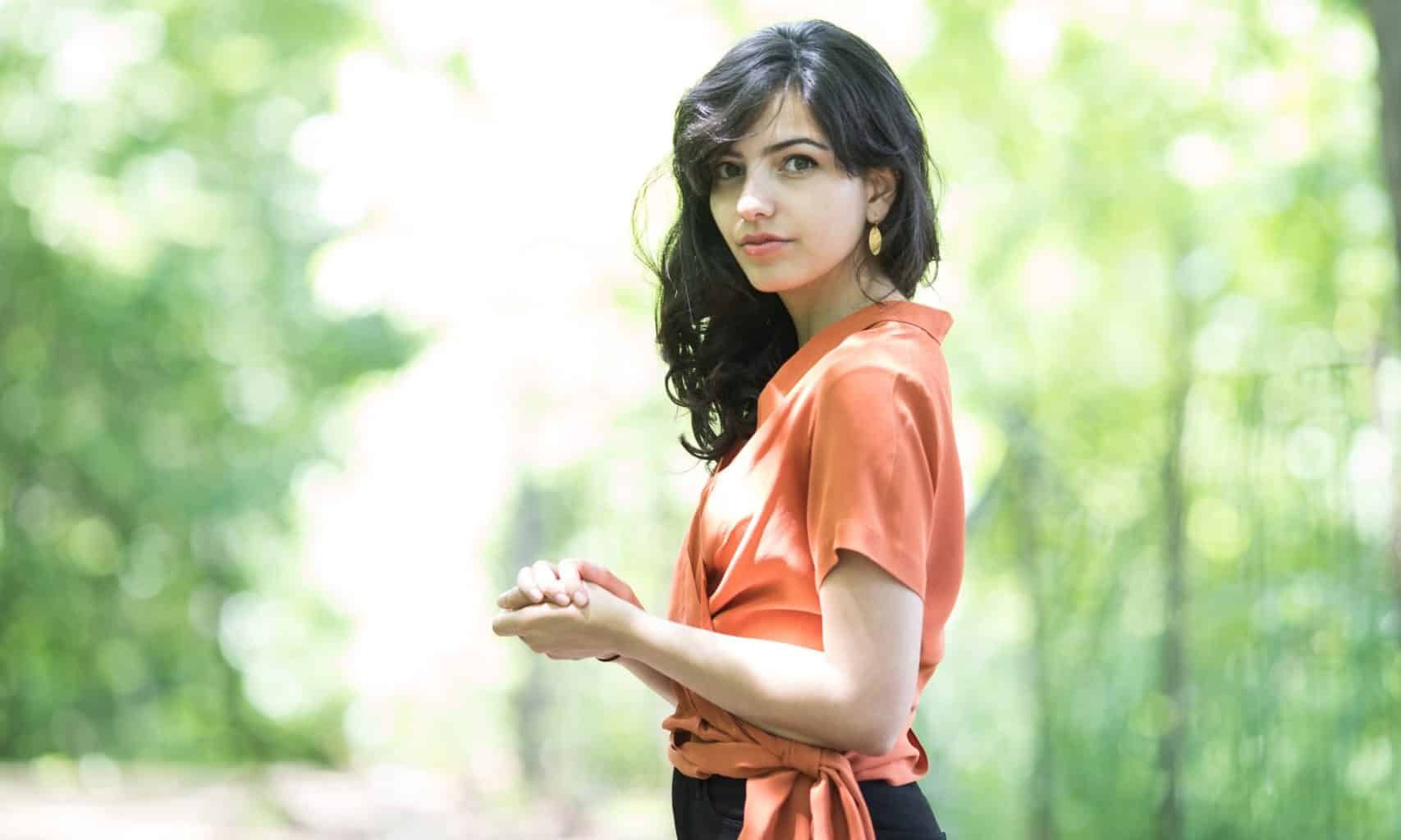 Author Fatima Farheen Mirza